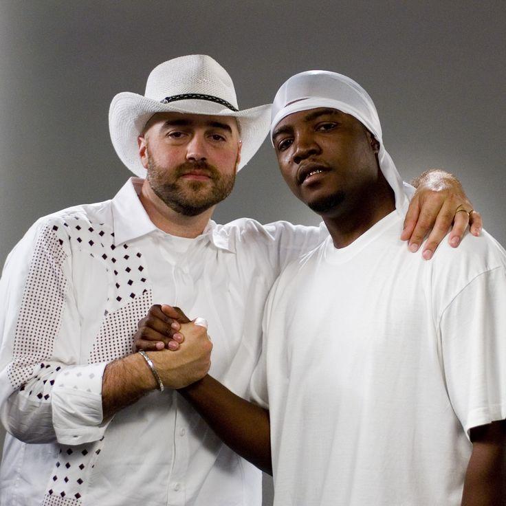 Craig Brewer & Al Kapone!  That's Memphis!