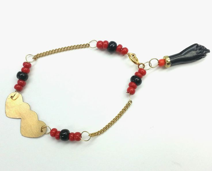 Azabache Bracelet For Babies Protection From Evil Eye