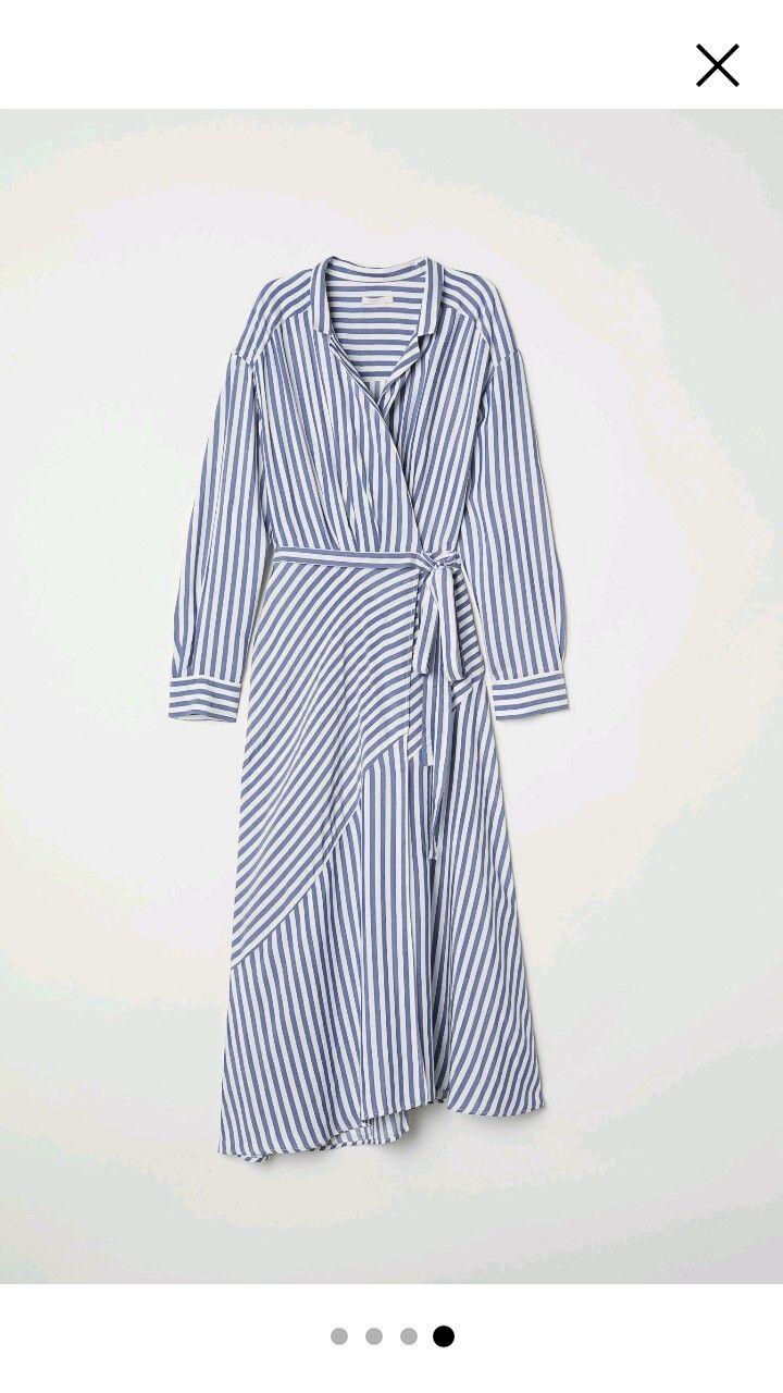 31f11a9c43c0 H&M dress 2018 | H&M & Marionnaud 2017 ~ 2018 | H&m, Robe, Dresses