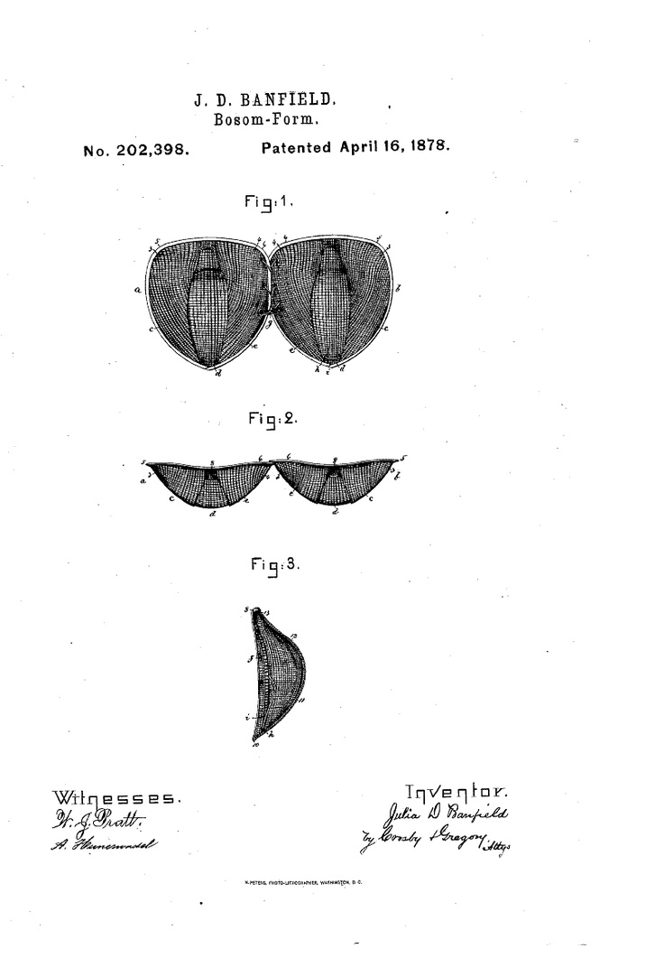 1878 Patent US202398 - IMPROVEMENT IN BOSOM-FORMS - Google Patents