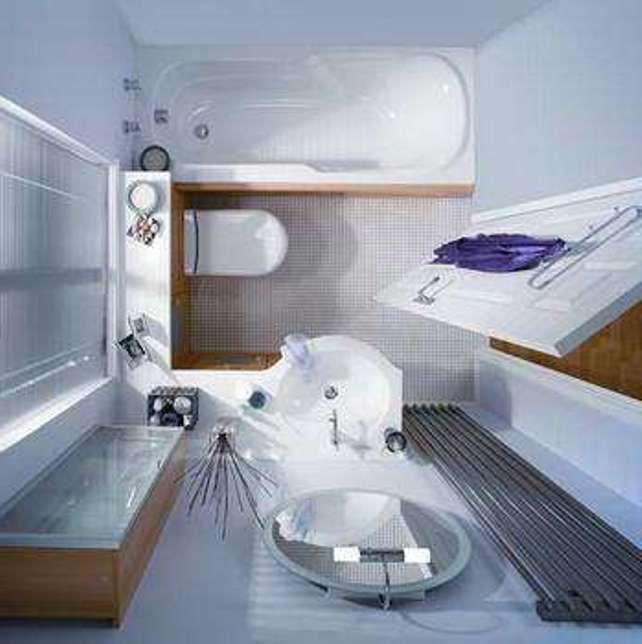 маленькая ванная комната 2