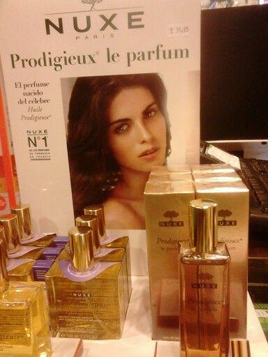 Perfume Prodigioso de NUXE una autentica maravilla! 39,95€