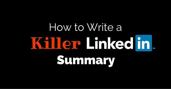 5 templates that'll make writing the perfect LinkedIn summary a breeze