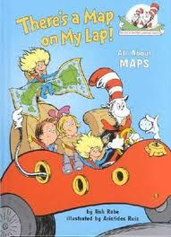 This is a great site to find picture books about maps.