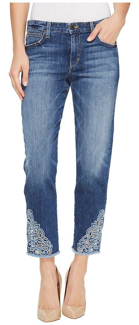 Joe's Jeans Smith Crop in Nixie (Nixie) Women's Jeans - Joe's Jeans, Smith Crop in Nixie, TADNXE5549-410, Apparel Bottom Jeans, Jeans, Bottom, Apparel, Clothes Clothing, Gift, - Street Fashion And Style Ideas