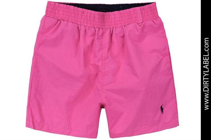 Купить розовые шорты мужские