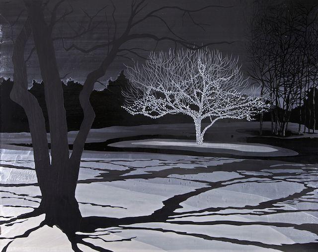 Snow Paintings Series – Fubiz™