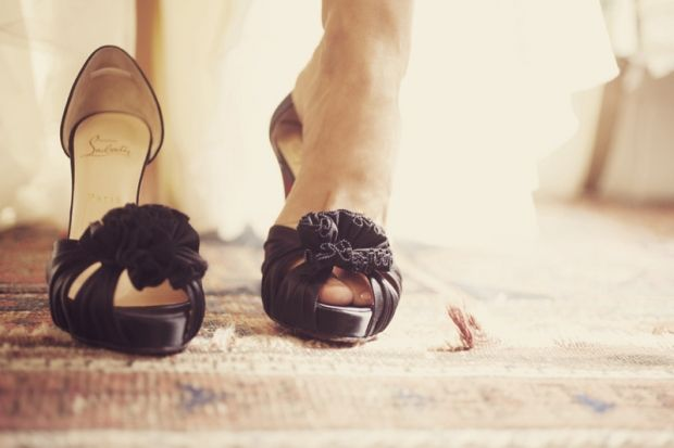 Обувь в романтическом стиле