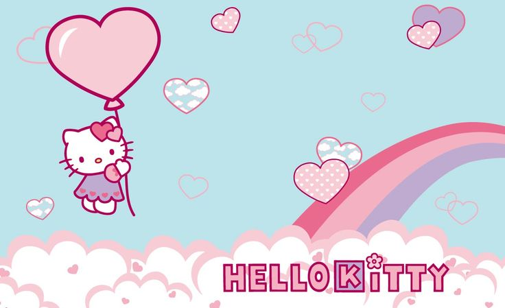 Hello Kitty Wallpaper HD Background DesktopHello Kitty Wallpaper HD Background…