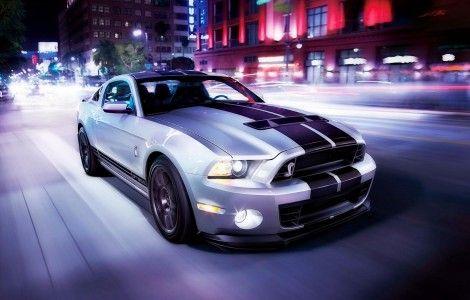 Ford Mustang GT500 Shelby custom