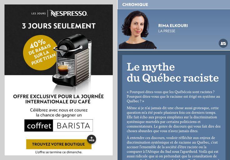 Le mythe du Québec raciste - La Presse+