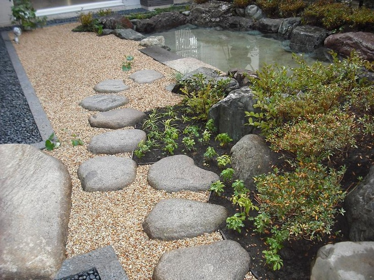 1000 images about rock and stones on pinterest gardens for Japanese garden stones