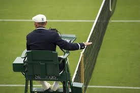 the ball was out! #wimbledonworthy