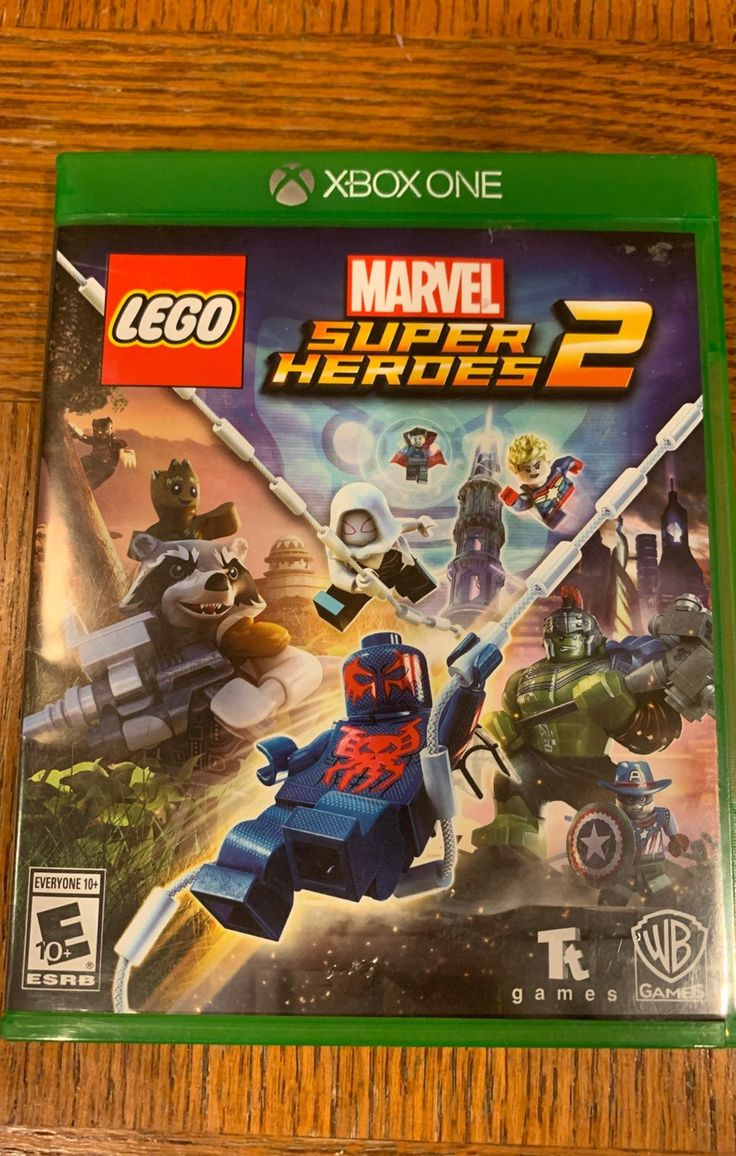 Xbox One in 2020   Lego marvel superheroes 2, Lego marvel ...