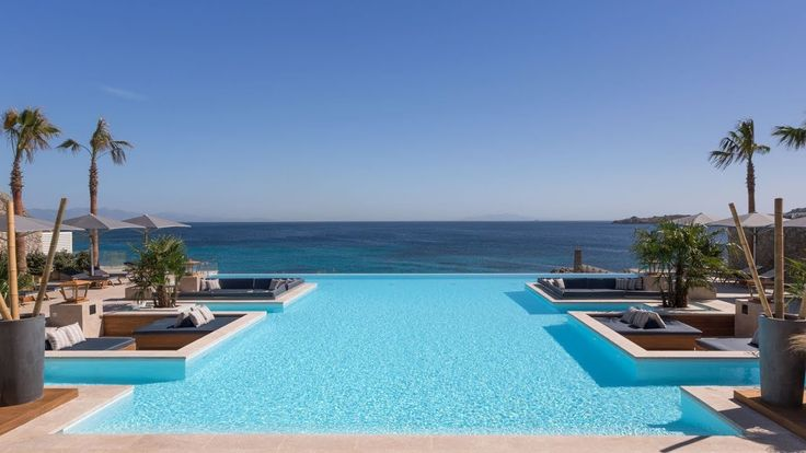 Santa Marina, A Luxury Collection Resort, Mykonos - Best 5-star Beachfro...