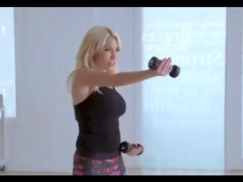 ▶ Tracy Anderson Precision Toning Arm Segment - YouTube