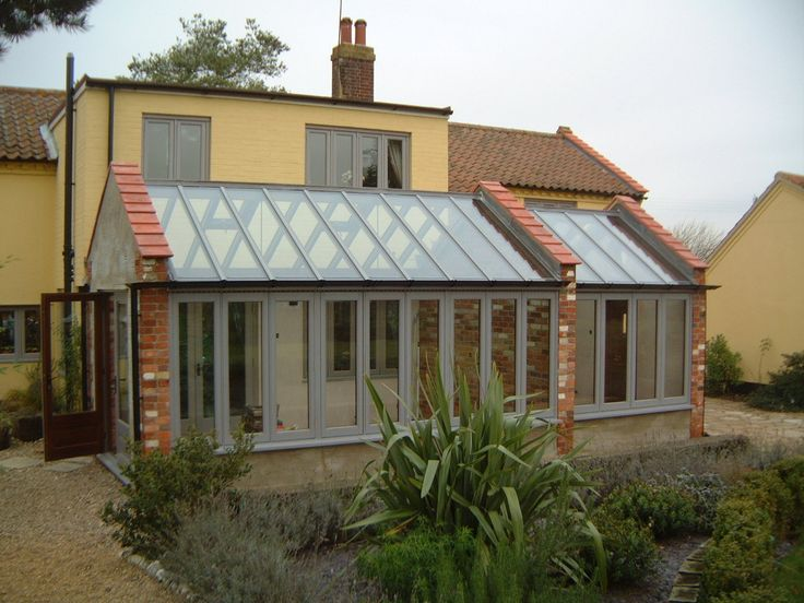 how to build a wooden lean to conservatory