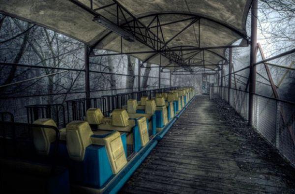Opuštěné zábavní parky | L'amour