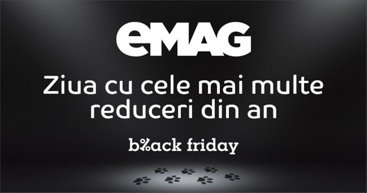 Catalog de reduceri eMAG.ro Black Friday 2015