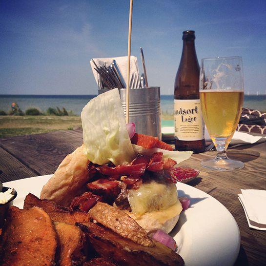 Restaurant Guldkaggen, Burgsvik harbour -Gotlandstips.se  #gotland #gotlandstips #sweden #seaview #potato #vacation #beach #sudret