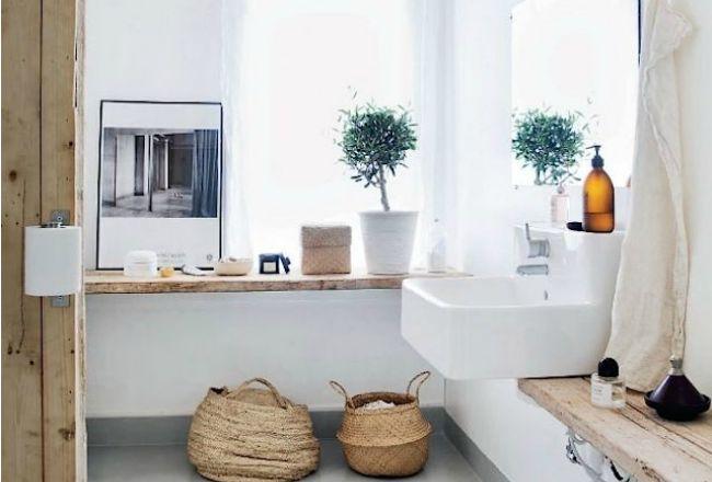 A moins de vivre dans une très grande demeure / un château, on n'a pas tous la chance d'avoir une «grande» salle de bain. Et toutefois, même si elle est grande, elle n'est pas forcément bien aménagée. Je vous propose 10 idées pour mieux ranger cet espace qui nous permet de nous détendre et de […]