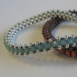 Roll-on Beaded Bracelet class