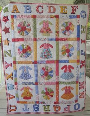 99 best Doll quilts images on Pinterest | Doll quilt, Quilt blocks ... : doll dress quilt - Adamdwight.com