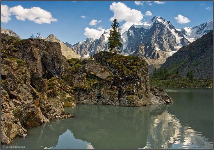 Аня Графова - Верхнее Шавлинское озеро