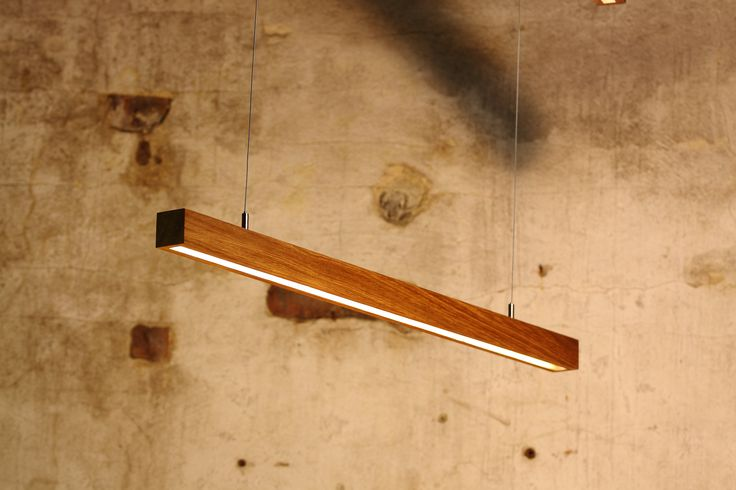 Lampa z serii Woodline Square