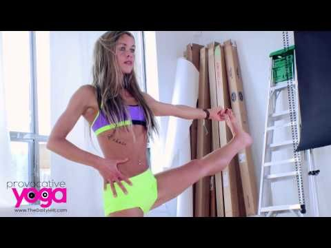 Provocative Yoga & Workout by Dailyhiit (playlist)
