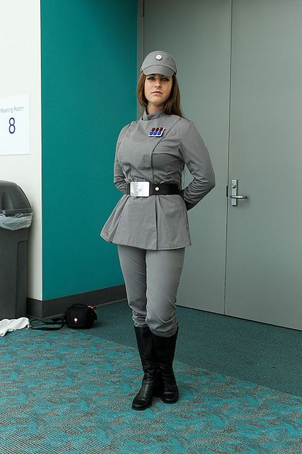 Imperial Officer by foxpaws42, via Flickr