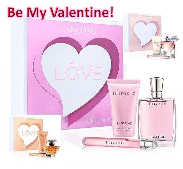 Valentine Lancome Parfume Eau de Cologne Gift Lover Festive Party Love Heart     #ad