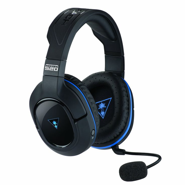 Amazon.com: Turtle Beach - Stealth 520 Premium Fully Wireless Gaming Headset  – PS4