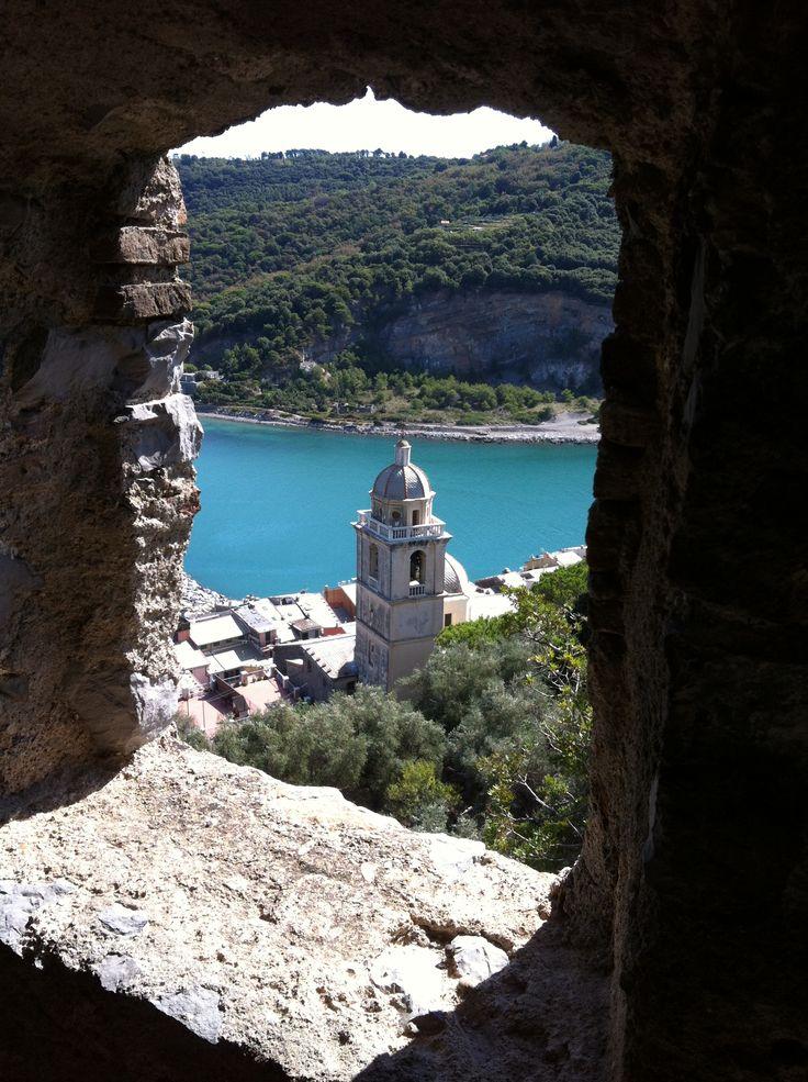 Lieblingsfleck Portovenere, Ligurien, Bella Italia