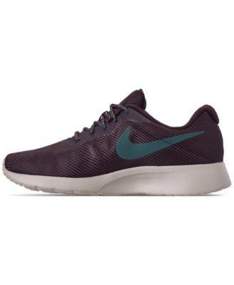 brand new 443f5 05de3 Nike Men s Tanjun Se Casual Sneakers from Finish Line - Red 13  Sneakers