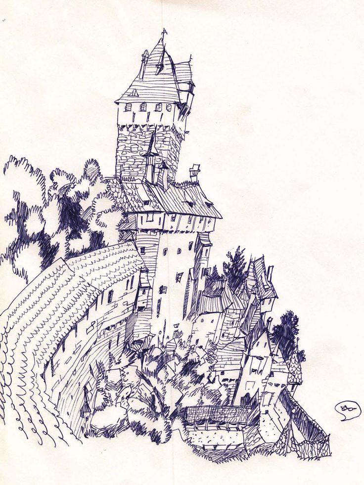 Castillo pintoresco