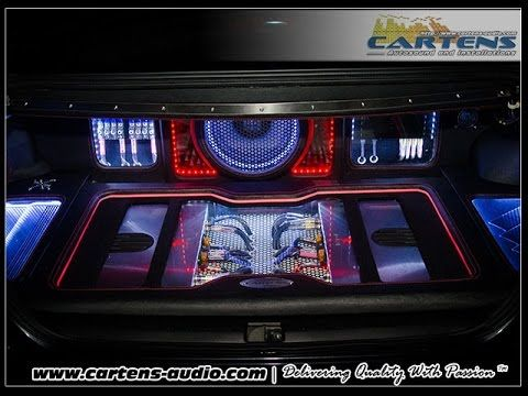 Cartens Autosound And Installations - YouTube