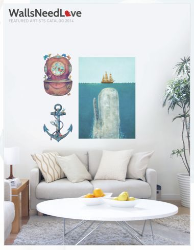 @wallsneedlove featured on our blog last week (blog.nowinstore.com). Check out their gorgeous catalog!