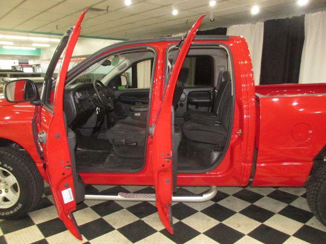 2004 Dodge Ram 1500 Quad Cab 4WD
