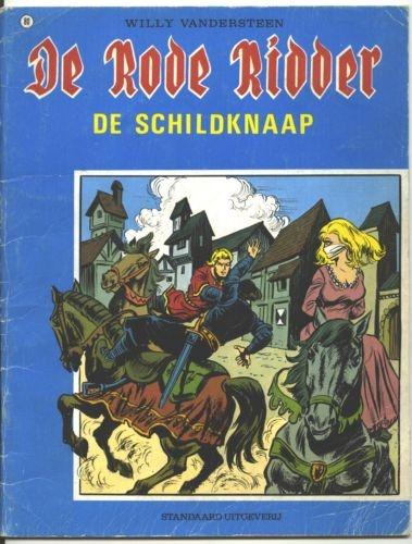 De Rode Ridder - De Schildknaap
