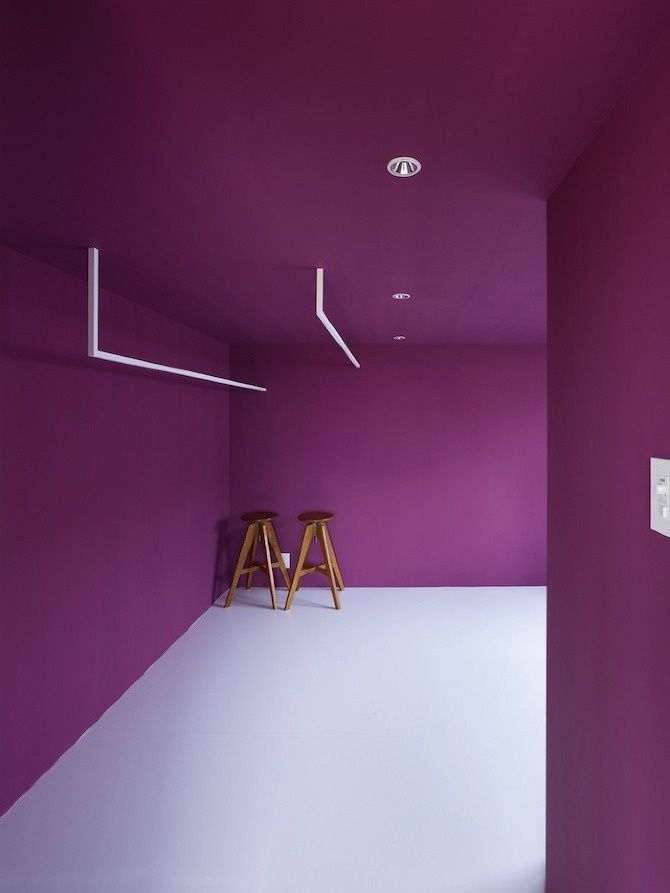 Pantone Color of the Year 2014 Radiant Orchid #pantone #coloroftheyear #radiantorchid