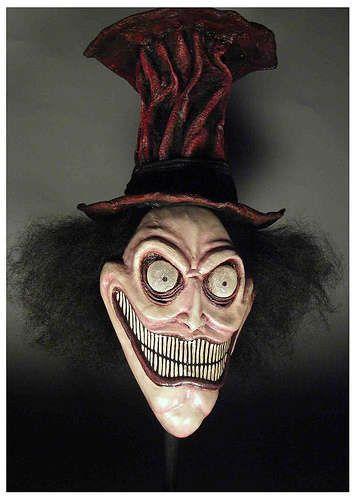 scary mask - Creepy Masks For Halloween