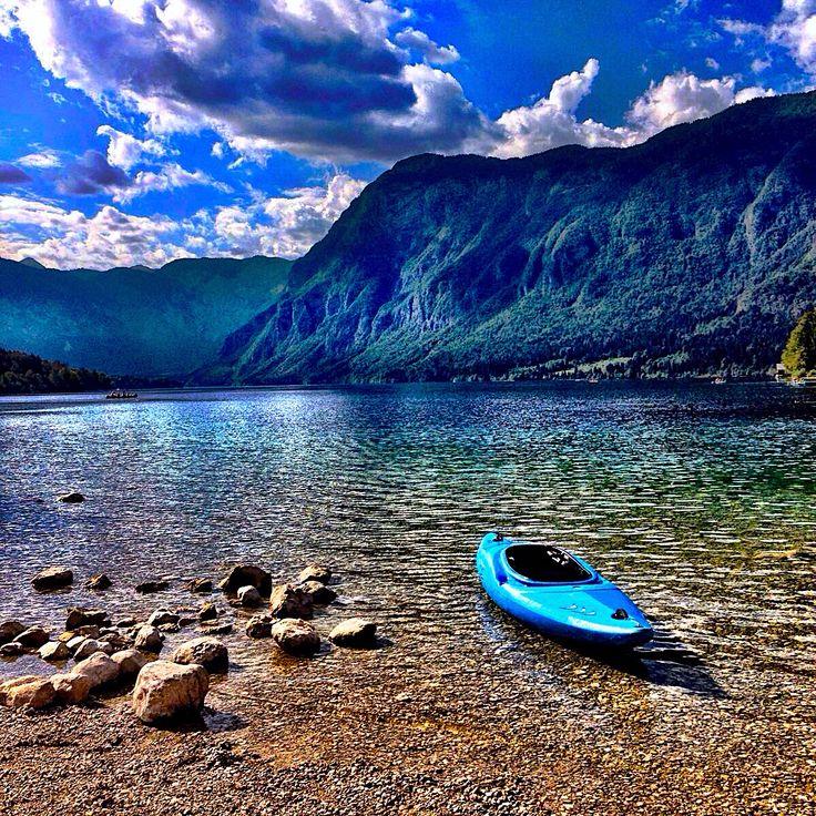 Tranquility - Lake Bohinj, Slovenia