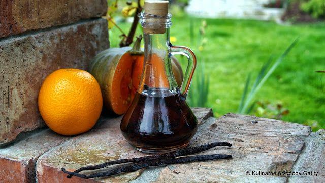 Kulinarne przygody Gatity: Domowa esencja waniliowa