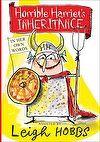 2013 APA Book Design Awards Best Designed Children's Fiction Book #shortlist - Horrible Harriet's Inheritance: In Her Own Words   Leigh Hobbs #APA #Book #Awards #BestDesgined #Childrensbook #Fiction #Book