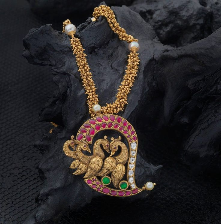 We've found a collection of antique jewellery that'll make you stand out at any function. Crafted with love and excellence, the intricate designs capture your heart at the first glance. Creations J...