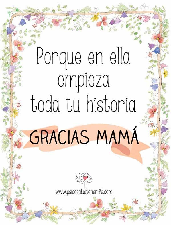 Gracias Madre Quotes 16 best madres images on pinterest | spanish quotes, posts and words