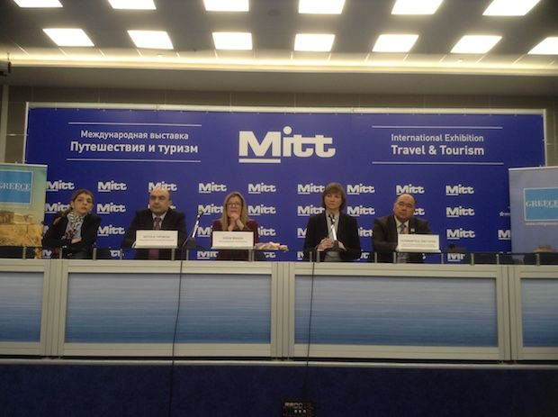 Στα ύψη το τουριστικό ρεύμα της Ρωσίας προς Ελλάδα