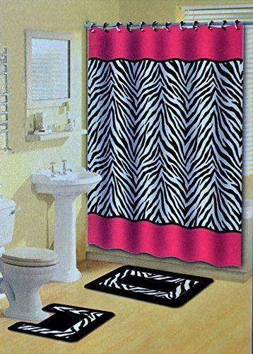 Best Animal Print Bathroom Decor Images On Pinterest Animal - Animal print bathroom decor for small bathroom ideas