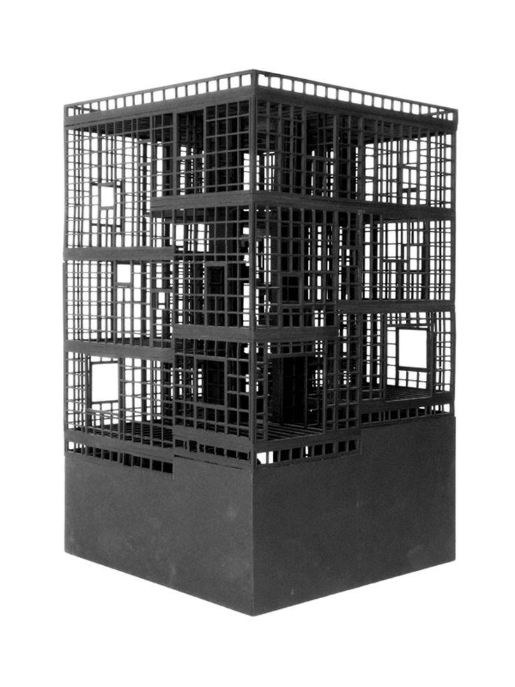 kuhles teehaus takasugi an von terunobu fujimori besonders images und acadedbcaed pezo von ellrichshausen model architecture